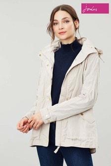 Joules Natural Swindale Showerproof Jacket