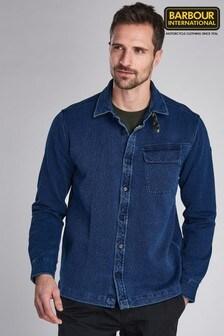 Barbour® International Indigo Camber Overshirt