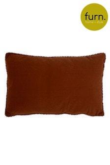 Furn Red Cosmo Cushion