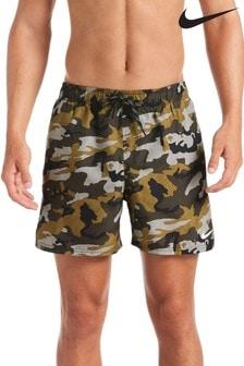 "Nike Camo Vital 5"" Swim Shorts"