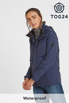 Tog 24 Blue Womens Mawson Waterproof Jacket