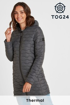 Tog 24 Womens Grey Eastby Thermal Jacket