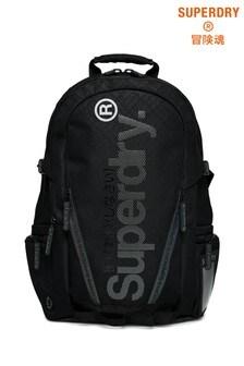 Superdry Hexline Tech Tarp Backpack