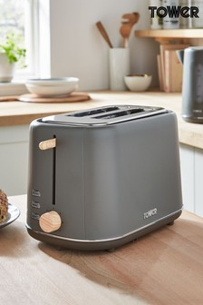 Tower Scandi 2 Slot Toaster