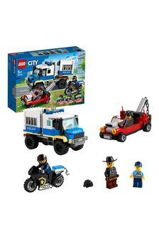 LEGO 60276 City Police Prisoner Transport Truck Toy