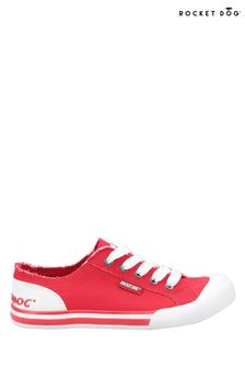 Rocket Dog Red Jazzin Canvas Lace-Up Shoes