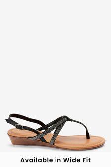 Forever Comfort® Mini Wedge Toe Post