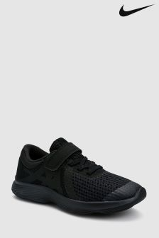 Nike Run Black Revolution Velcro