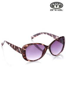 Animal Grey Daybreak II Oversized Sunglasses