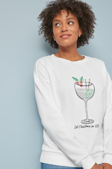 Christmas Gin Jumper
