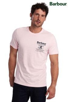 חולצת טי דגם Chanonry בצבע וורוד של Barbour®