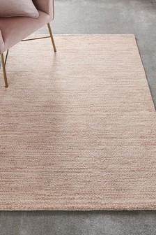 Mineral Speckled Wool Rug