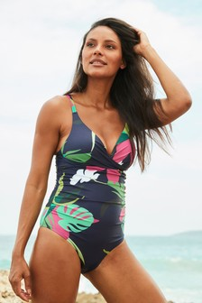 High Apex Shape Enhancing Swimsuit