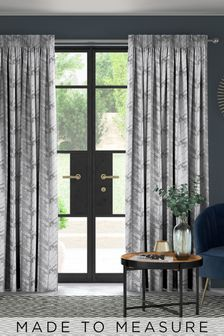 Hampson Lined Made To Measure Curtains