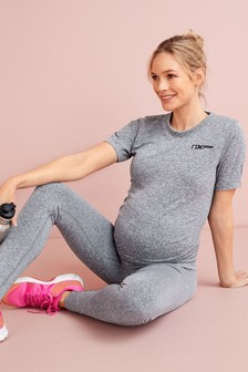 Maternity/Postpartum Seamless Active Support Leggings