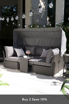 Canopy Lounge Set