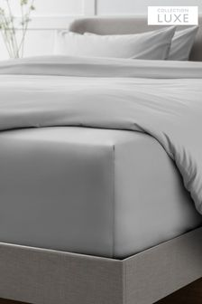 Collection Luxe 400 Thread Count Extra Deep Fitted 100% Egyptian Cotton Deep Fitted Sheet