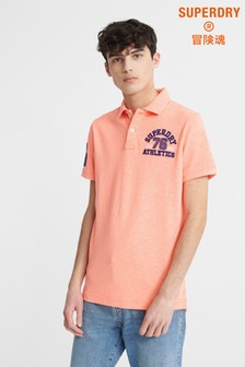 Superdry Coral Superstate Polo T-Shirt