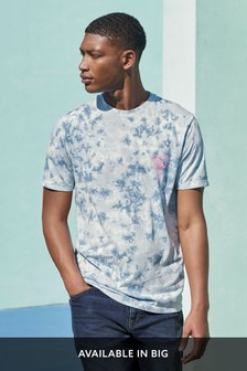 Tie Dye Regular Fit T-Shirt