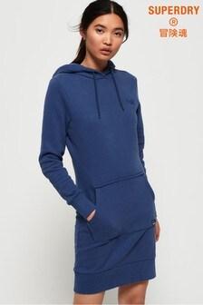 Superdry Orange Label Sweat Dress
