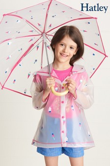 Hatley Clear Cool Treats Swing Raincoat