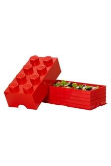 LEGO® Red Storage Block