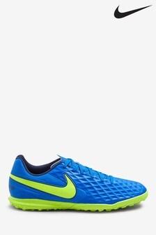 Nike Blue Tiempo Legend 8 Club Turf Football Boots