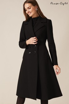 Phase Eight Sandra Swing Midi Coat