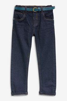 Smart Jeans With Belt (3mths-6yrs)