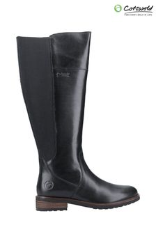 Cotswold Black Montpellier Long Boots