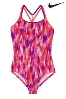 Nike Sprinkles Crossback Swimsuit