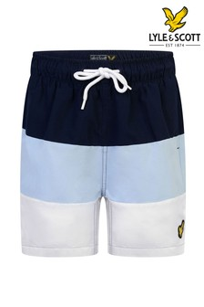 Lyle & Scott Wide Stripe Swim Shorts