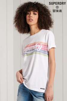 Superdry Rainbow T-Shirt