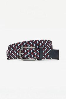 Colour Woven Belt