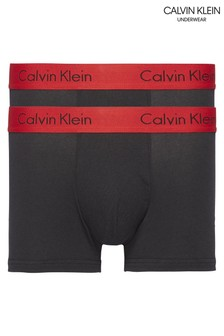Calvin Klein Pro Stretch Trunks Two Pack