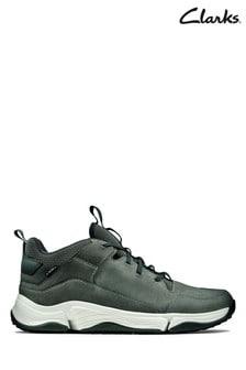 Clarks Grey Tri Path Mid Boot