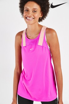 Nike Pro Dri-FIT Graphic Vest