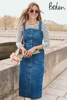 Boden Denim Livia Dress