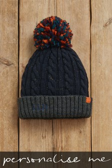 Personalised Bobble Hat
