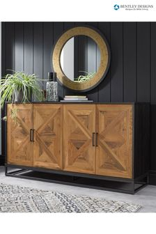 Indus Wide Sideboard by Bentley Designs