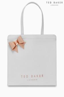 Ted Baker Auracon Grey Icon Shopper Bag