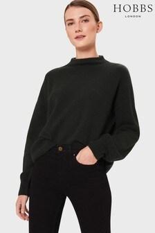 Hobbs Pine Green Annabel Sweater