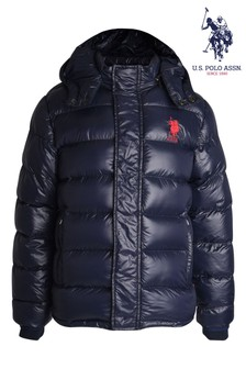 U.S. Polo Assn. Rider Padded Jacket
