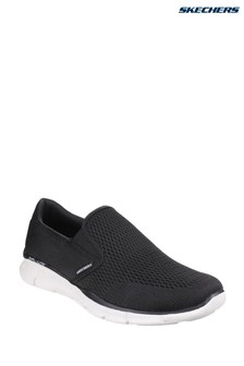 Skechers® Black Equalizer Double Play Shoes