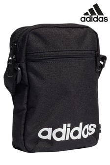 adidas Black Linear Small Items Bag