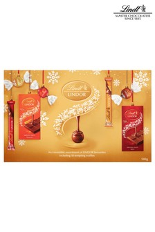 Lindt Lindor Selection Box 500g