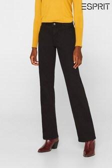 Esprit Black Stretch Denim Jeans