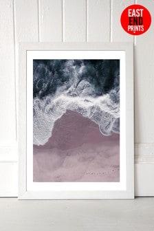 Sands of Lavender Print by East End Prints