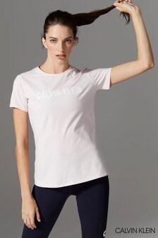 Calvin Klein Performance Pink T-Shirt