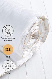 Goose Feather & Down 13.5 Tog Duvet